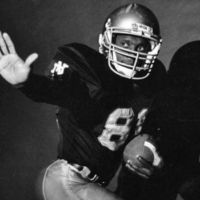 Tim Brown - Notre Dame Great Receiver