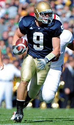 Kyle Rudolph - Notre Dame TE