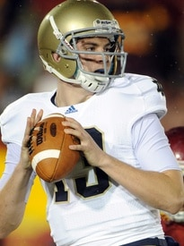 Tommy Rees on Tommy Rees News   Highlights   Notre Dame Quarterback   Uhnd Com