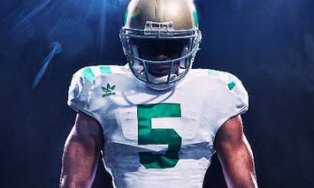"Notre Dame ""Under the Lights"" Jersey"