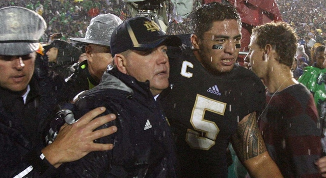Brian Kelly - Walter Camp Coach of the Year