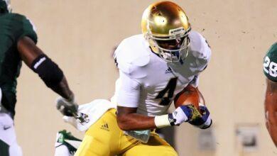 George Atkinson - 2013 Notre Dame Running Back
