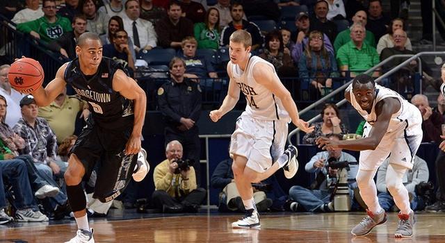 Notre Dame Basketball - Scott Martin, Jerian Grant
