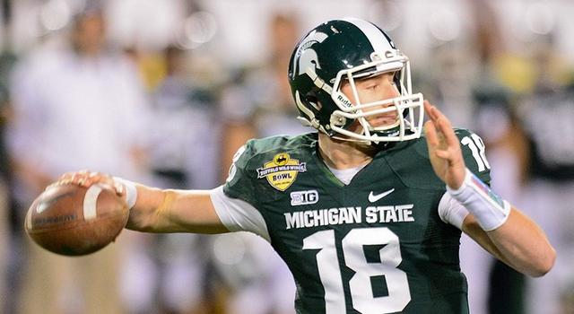 Michigan State Quarterback Connor Cook
