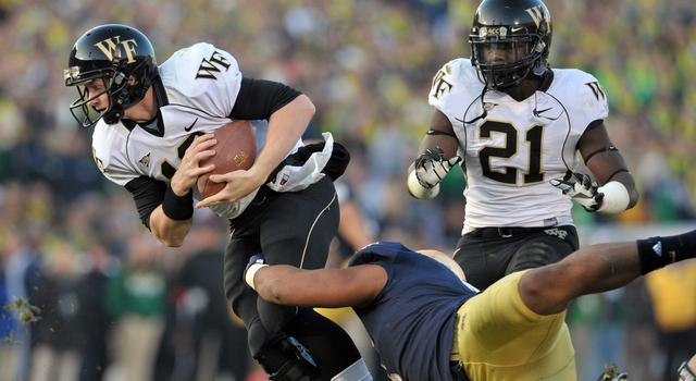 Stephon Tuitt, Wake Forest 2013