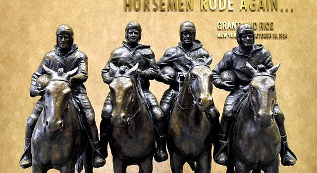 Four Horsemen of Notre Dame