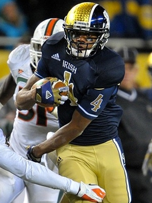 George Atkinson - 2013 Notre Dame RB