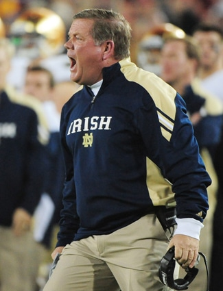 Brian Kelly - Stanford 2011