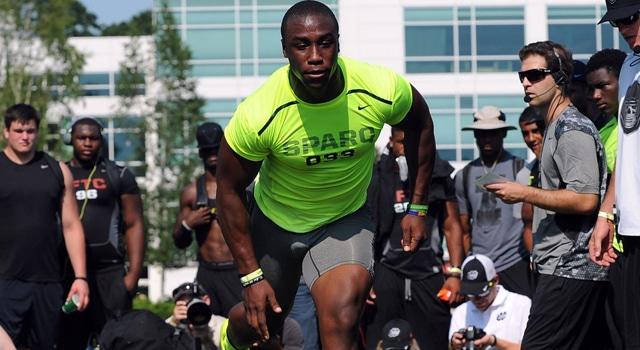Elijah Hood - Notre Dame RB Recruit