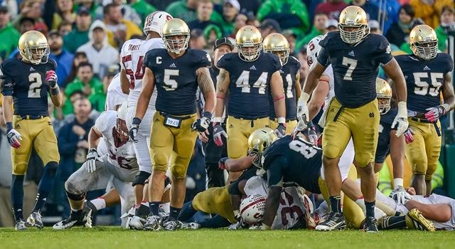 Notre Dame Defense