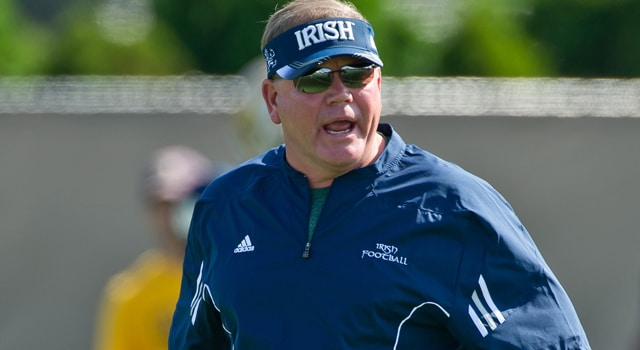 Brian Kelly - August 12, 2013