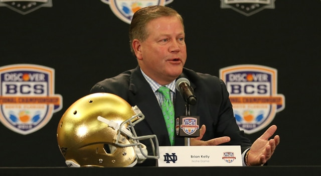 Brian Kelly - Contract Extension Imminent