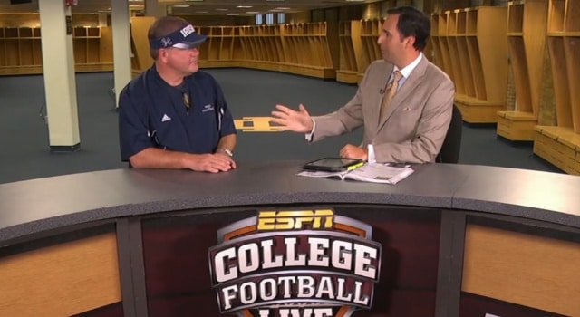 Brian Kelly - ESPN Interview