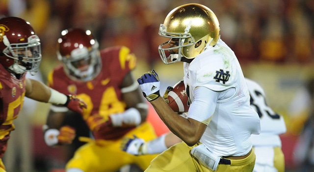 George Atkinson - Notre Dame RB