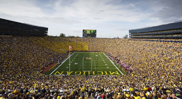 Rivalries: Michigan Wolverines