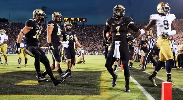 purdue football - photo #16