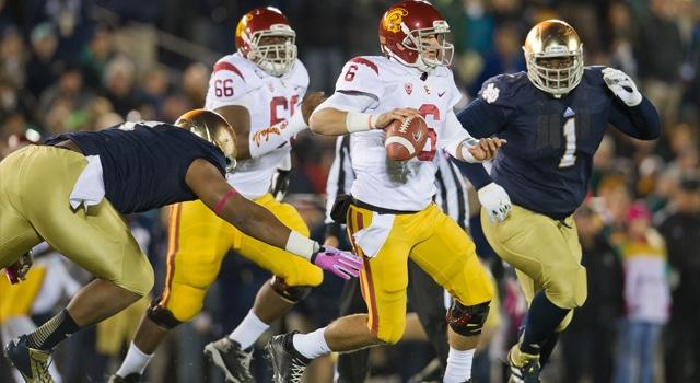 Louis Nix - Notre Dame vs. USC