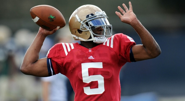 Everett Golson - QB Battle