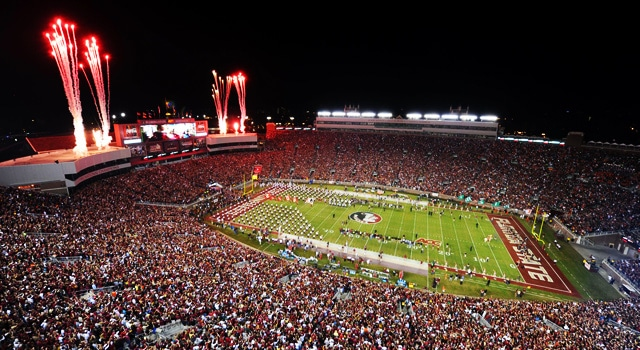 Doak Campbell Stadium is one Fsu Football Stadium