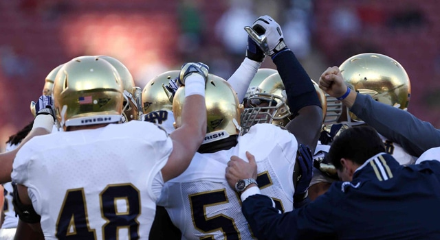 Notre Dame Stanford 2013