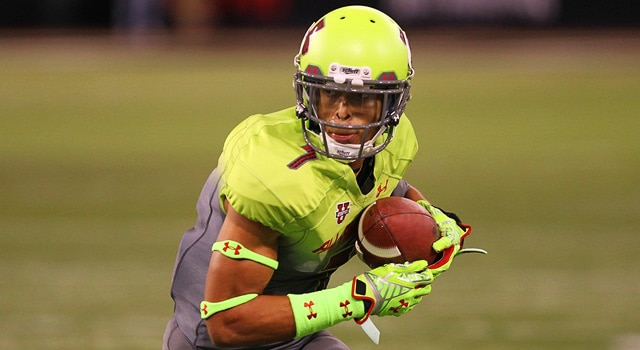 Corey Holmes - Notre Dame WR