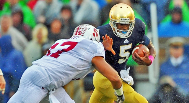 Everett Golson - 2014 Heisman Hopeful?