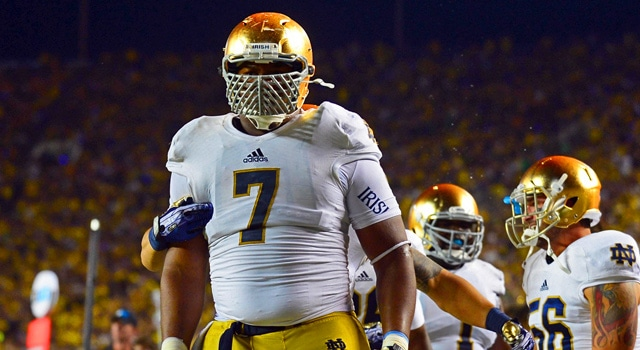 Replacing Stephon Tuitt Tall Order for Notre Dame