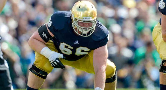 Chris Watt - San Diego Chargers 3rd Round Pick