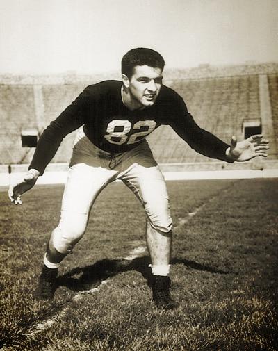 Leon Hart - 1949 Heisman Trophy Winner