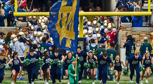 Notre Dame vs. Rice Preview