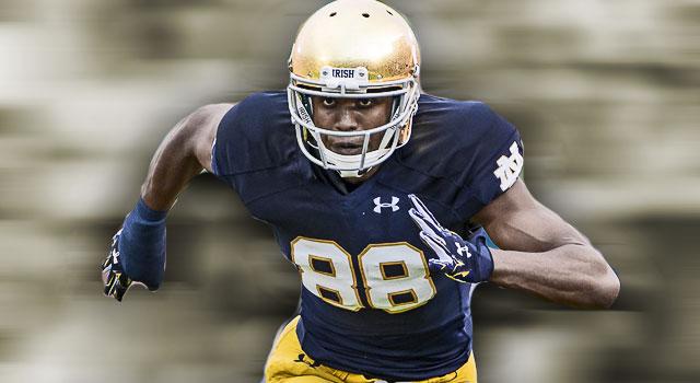 Corey Robinson - Notre Dame WR