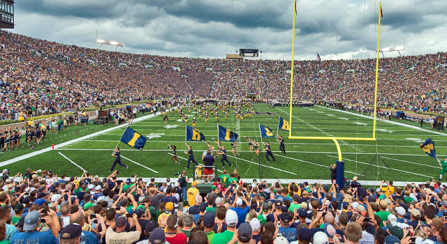 Notre Dame Football Report