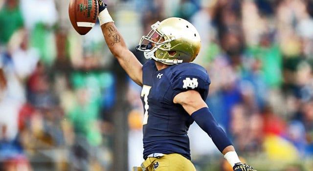 Will Fuller - Notre Dame TD vs. Rice