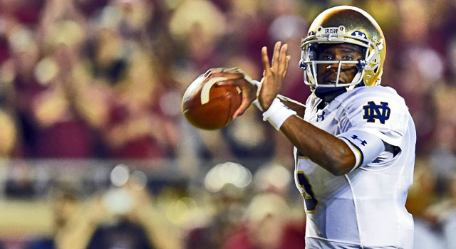 Notre Dame Football - Mid-Year Report