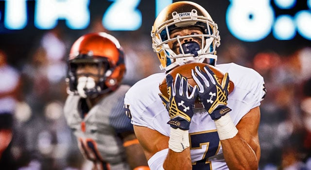 Notre Dame 2015 Offense: An Early Glimpse // UHND.com
