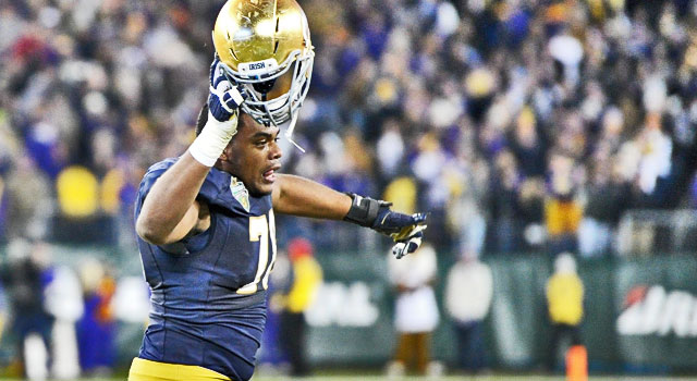 Ronnie Stanley - NFL Decision