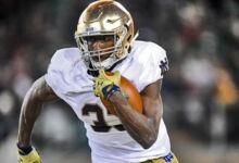 Josh Adams - Notre Dame RB vs. Stanford