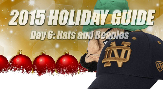 Notre Dame Hats - 2015 Gift Guide // UHND.com