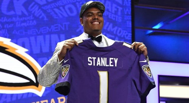 Ronnie Stanley - NFL Draft