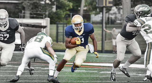 Markese Stepp - Notre Dame RB Commit