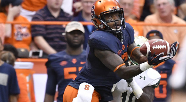 Notre Dame - Syracuse Stats Breakdown