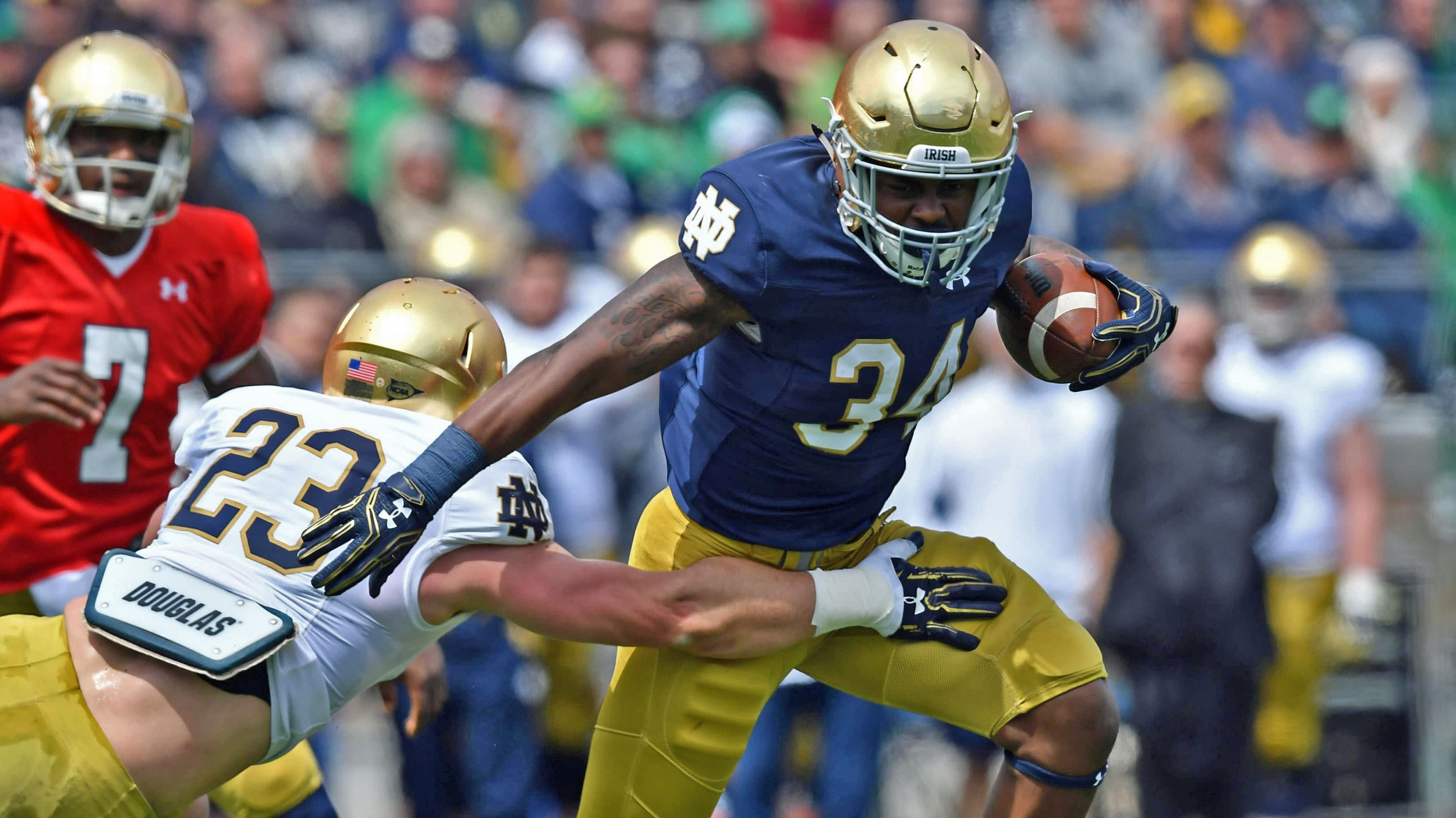 Notre Dame football — Latest News and s — Cryptic