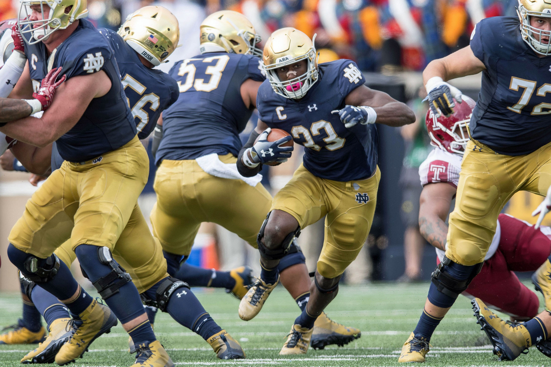 Notre dame football key matchups georgia 2017 - Notre dame football wallpaper ...