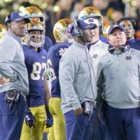 2017 Notre Dame Football Coaching Staff