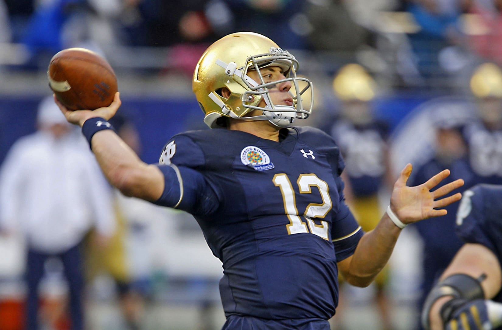 Ian-book-notre-dame-qb-competition
