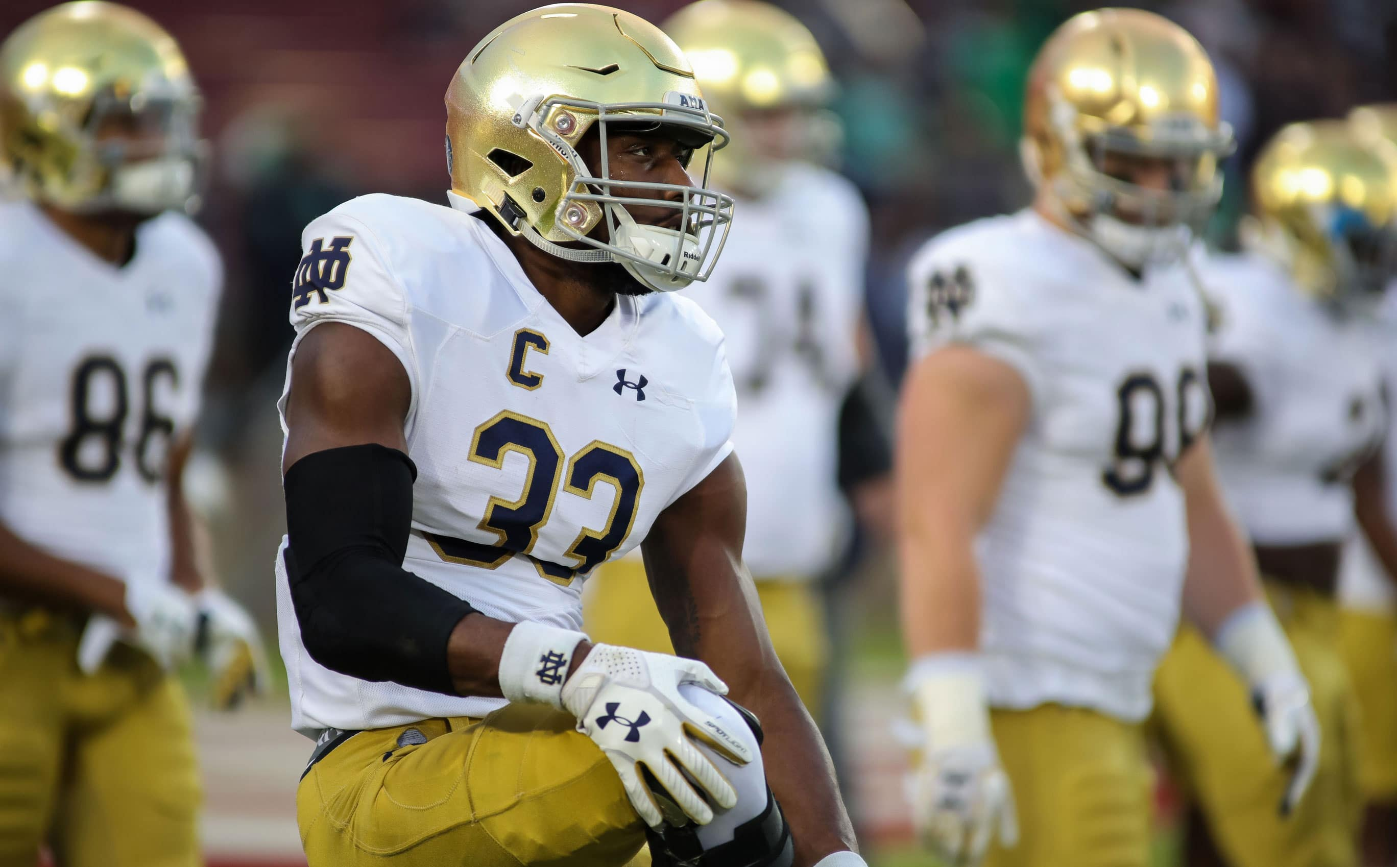 Notre Dame Loses Playermaker, Leader with Josh Adams NFL Departure // UHND.com