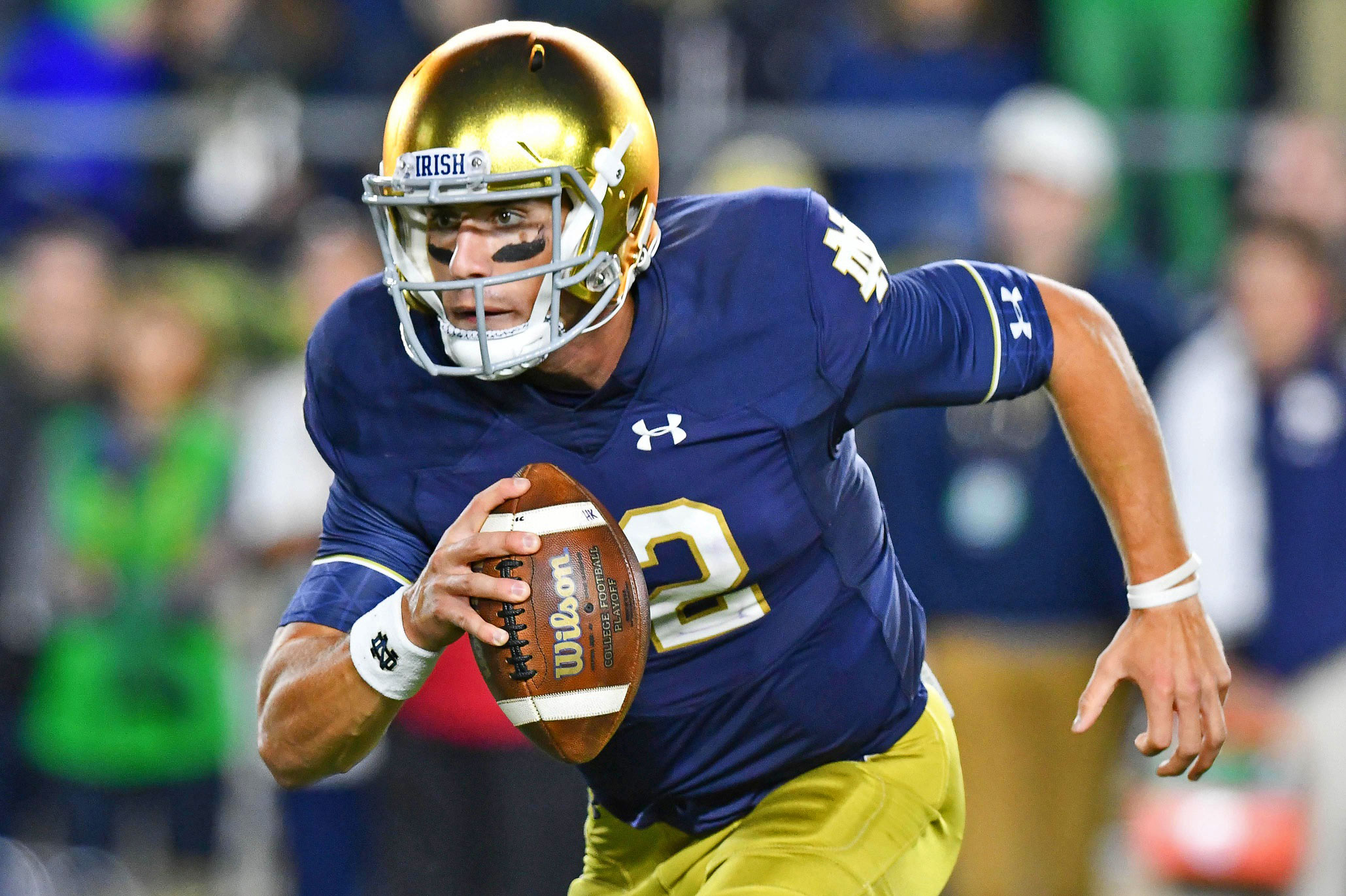 Beyond the Boxscore: Notre Dame's Stars Power Irish Over Stanford // UHND.com