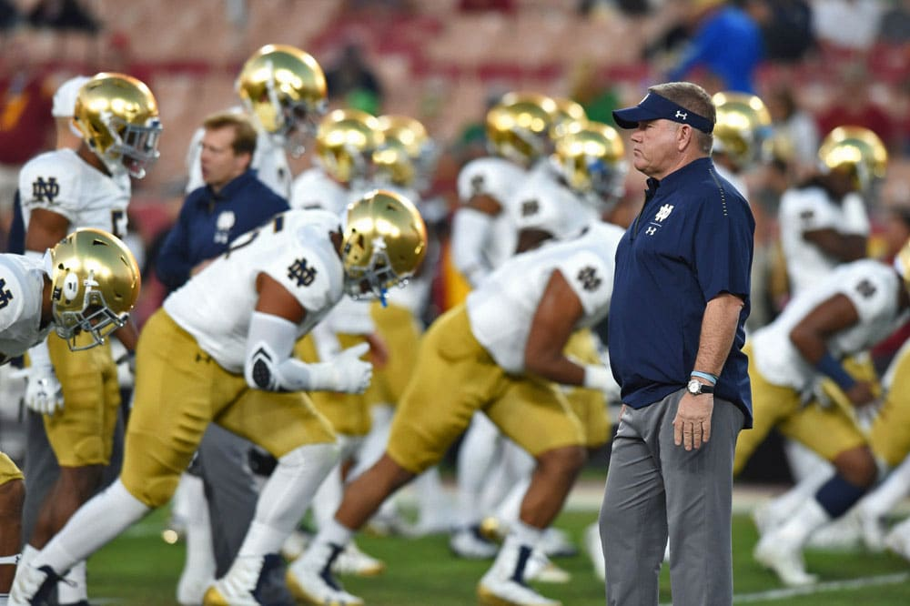 Brian-kelly-notre-dame-speed-offense