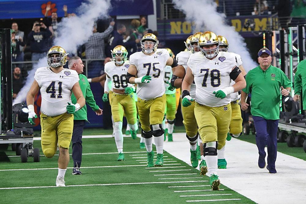 Notre Dame Football 2019 Scholarship Eligibility Chart ...