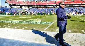 Brian Kelly - Notre Dame Coaching Changes